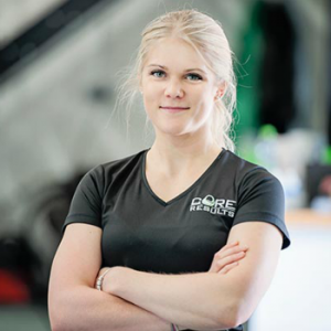 Personal Trainer and Nutritional specialist Chichester, Emily Adams